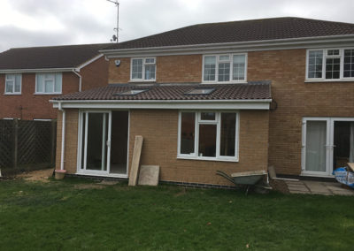 Extension, Brackley